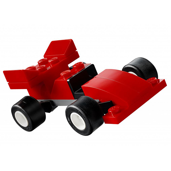 LEGO Classic 10707 Конструктор ЛЕГО Классик Красный набор для творчества