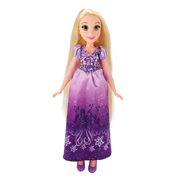 Hasbro Disney Princess B5286 Классическая модная кукла Рапунцель стоимость