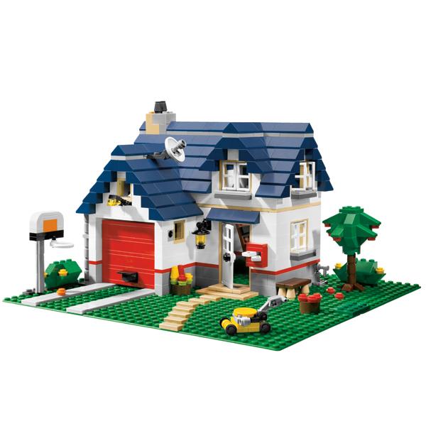Конструктор Lego Creator 5891 Конструктор Загородный дом