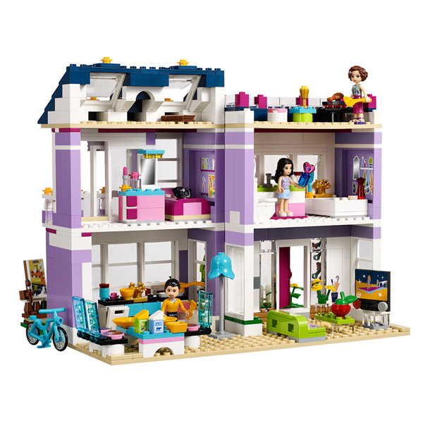 Lego Friends 41095 Конструктор Дом Эммы