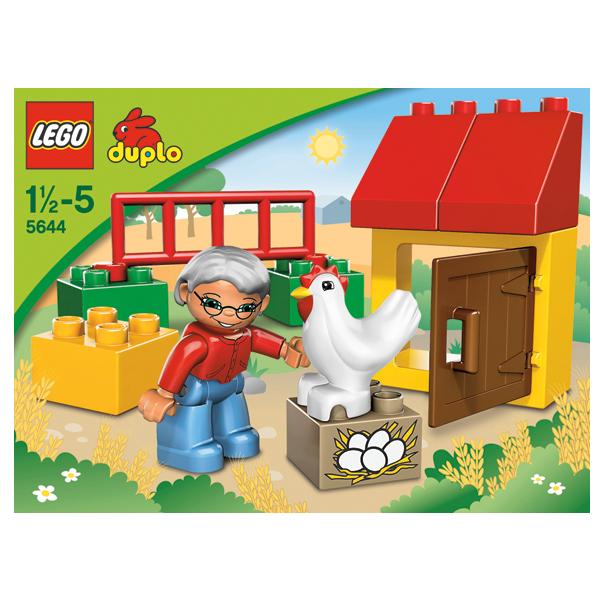 Lego Duplo 5644 Конструктор Курятник