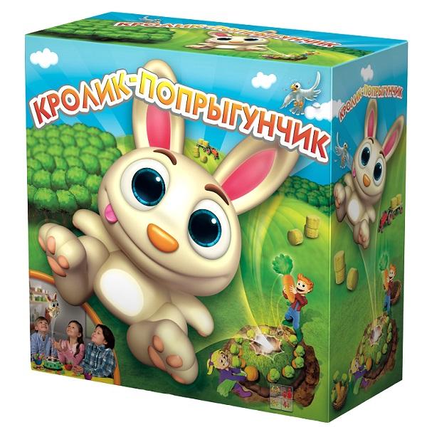 """Goliath 30667.006 Настольная интерактивная игра """"Кролик-попрыгунчик"""""""