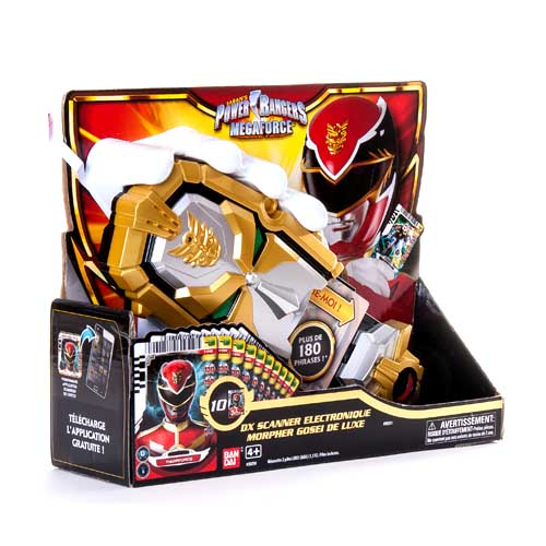 Power Rangers Samurai 35000 Пауэр Рейнджерс Морфер DX