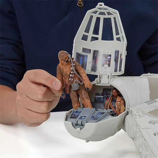 Hasbro Star Wars B3678 Звездные Войны Флагманский космический корабль