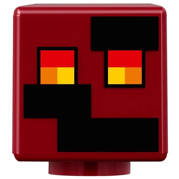 LEGO Minecraft 21143 Конструктор ЛЕГО Майнкрафт Портал в Подземелье