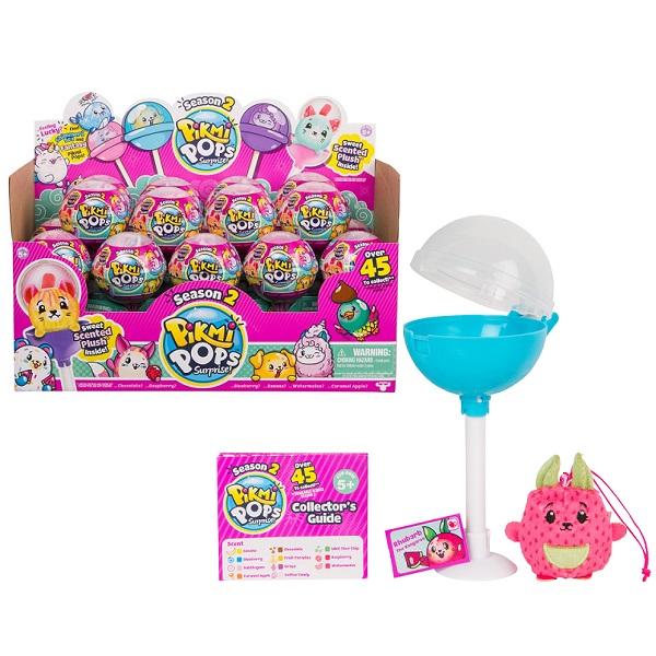Pikmi Pops 75158P Набор с героем Pikmi Pops (в дисплее) игрушка moose pikmi pops surprise 75130