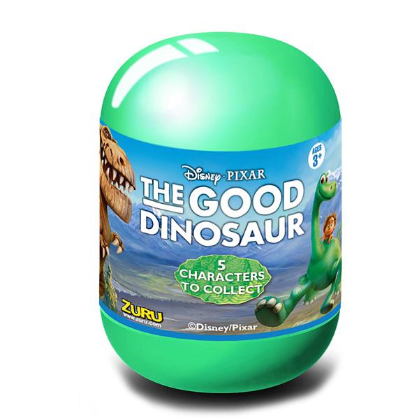 Zuru 5401Q2 Зуру Капсула с фигуркой Хороший Динозавр 7,5 см