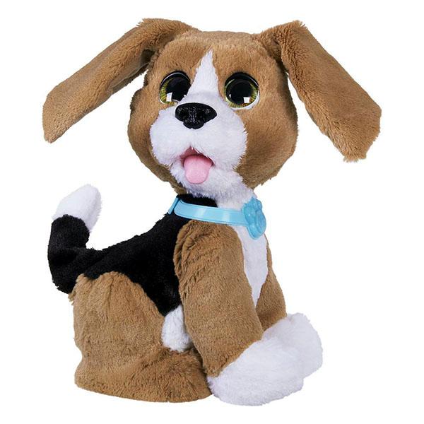 Hasbro Furreal Friends B9070 Говорящий щенок интерактивная игрушка furreal friends говорящий щенок