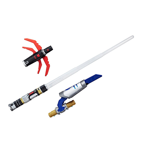 Hasbro Star Wars C1412 Звездные Войны Cветовой меч Выбери свой путь Эпизод 8 hasbro hasbro световой меч звездные войны эпизод 8 дарт вейдер
