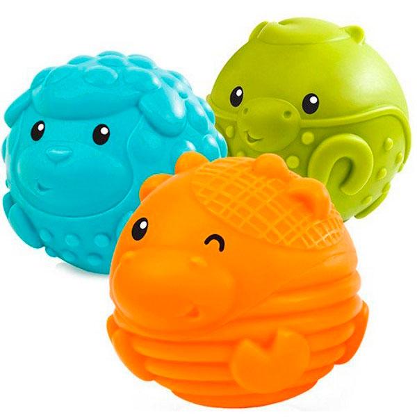 B kids 905177 Игровые фигурки-шарики Sensory