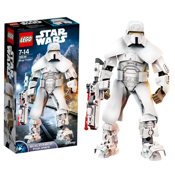 Lego Star Wars Пехотинец спецподразделения 75536