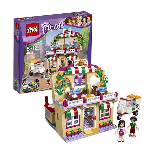 Lego Friends 41311 Лего Подружки Пиццерия lego дом эммы 41095