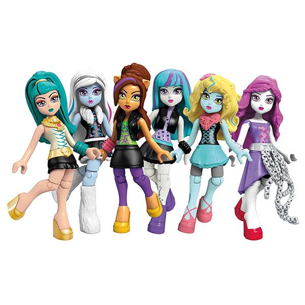 Mattel Monster High CNF78 Базовые фигурки персонажей пенал mattel monster high средний