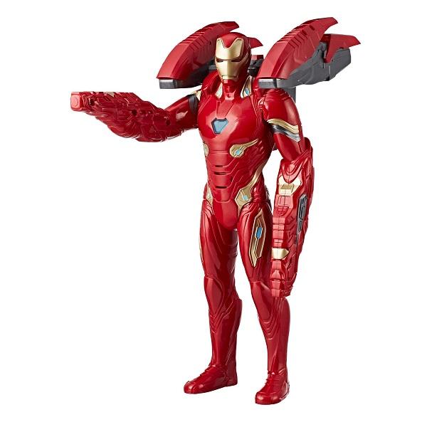 Hasbro Avengers E0560 Железный Человек в Усиленной Броне