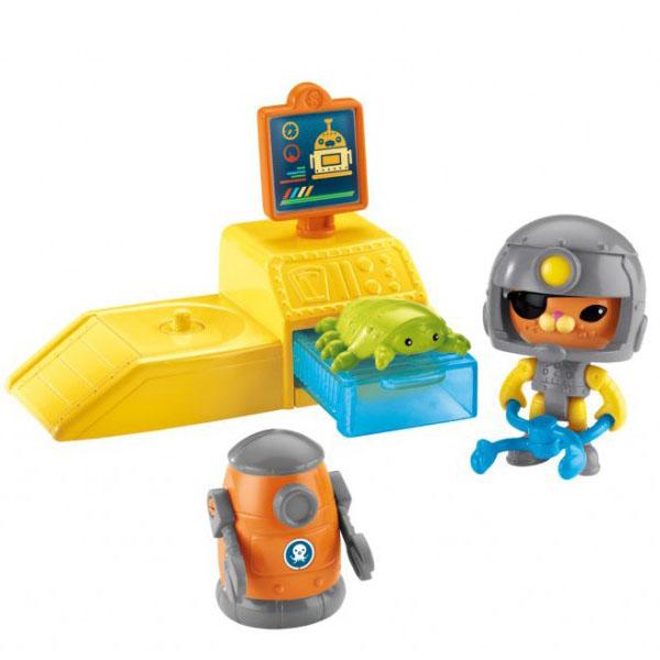 """Mattel Octonauts V1384 Октонавты Игровые наборы """"Подводные спасатели"""", в ассортименте"""