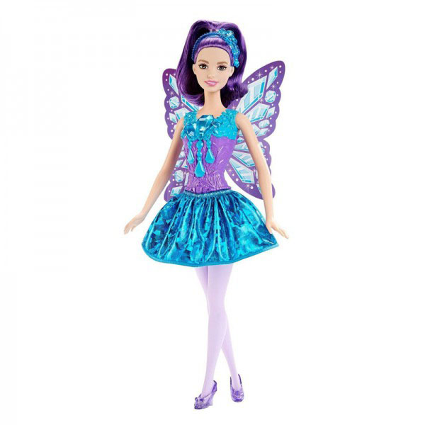 Mattel Barbie DHM55 Барби Кукла-принцесса Gem Fashion mattel mattel кукла ever after high мишель мермейд
