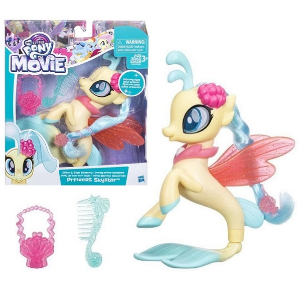 Hasbro My Little Pony C0683/C1833 Май Литл Пони Мерцание пони-модницы Скайстар мульти пульти мягкая игрушка принцесса луна 18 см со звуком my little pony мульти пульти