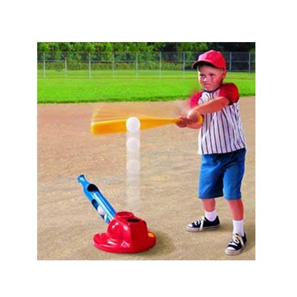 Little Tikes 620973 Литл Тайкс 3 в1 Тренажер Бейсбола