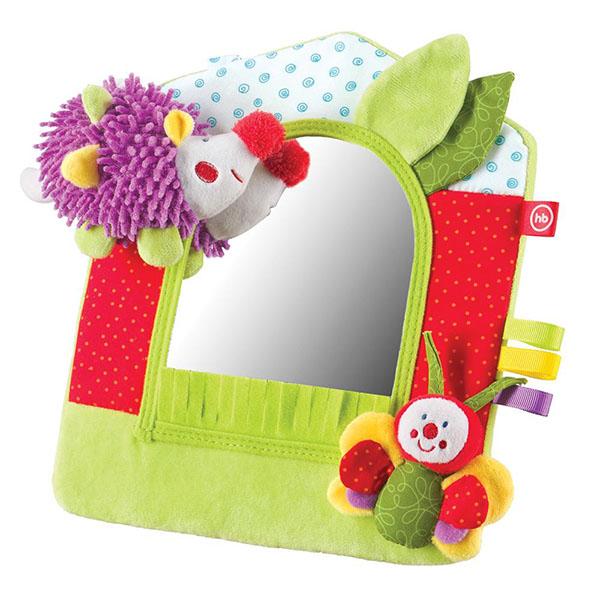Happy Baby 330352 Развивающая игрушка-зеркало