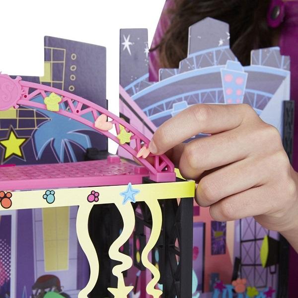 "Hasbro Littlest Pet Shop B1241 Литлс Пет Шоп Набор ""За кулисами"""