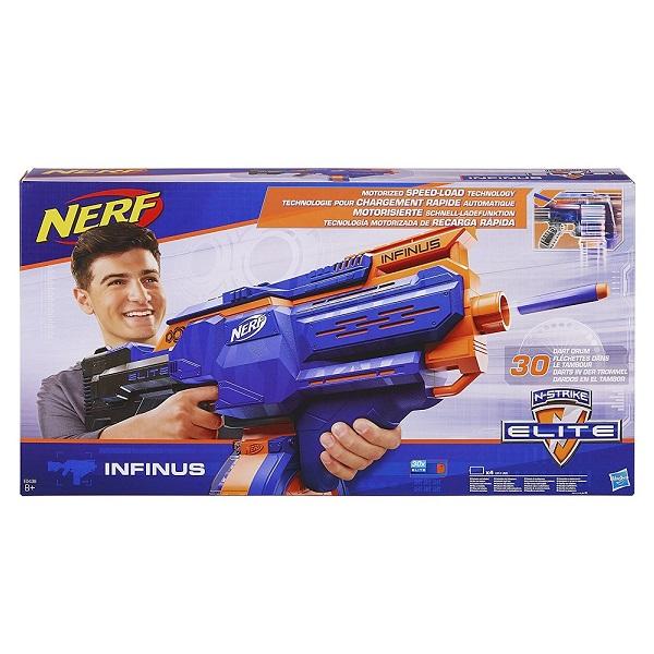 Hasbro Nerf E0438 Нерф Бластер Элит Инфинус