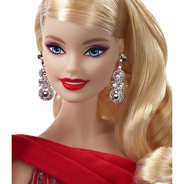 Mattel Barbie FXF01 Барби Праздничная кукла блондинка