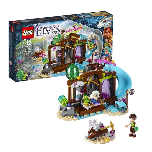 Lego Elves 41177_9 Лего Эльфы Кристальная шахта