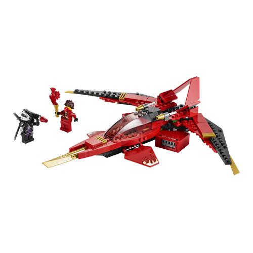 Lego Ninjago 70721 Конструктор Лего Ниндзяго Истребитель Кая