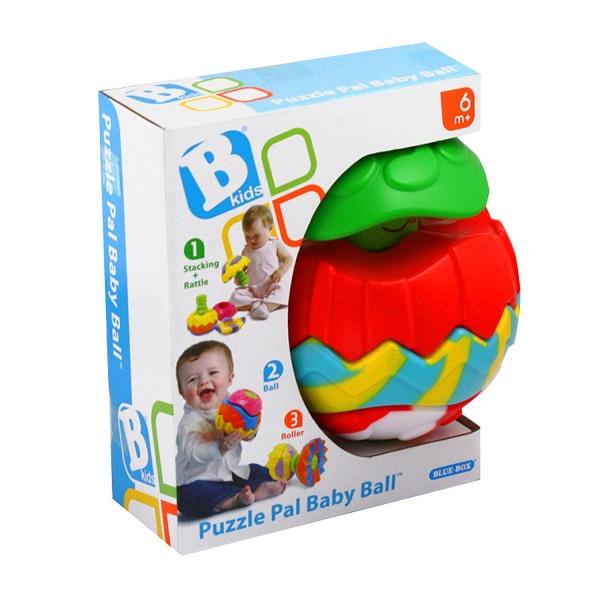 B kids 004338 Детский мячик-головоломка