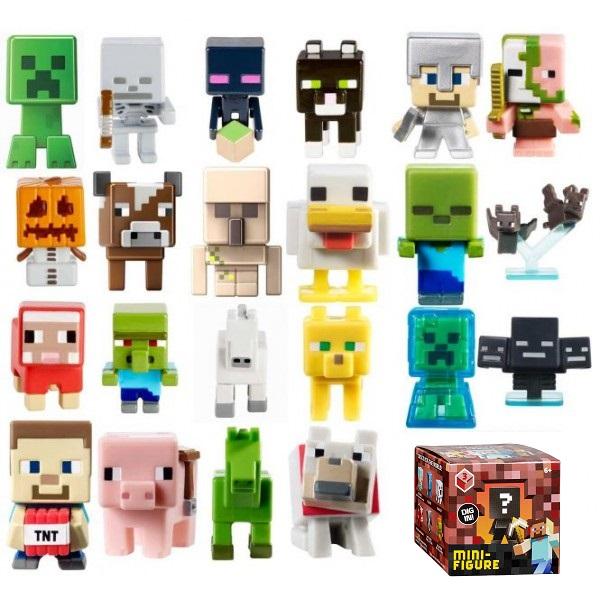 Mattel Minecraft CJH36 Майнкрафт: Фигурка персонажей