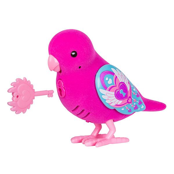 Little Live Pets 28392L Интерактивная птичка фиолетовая григорий лепс парус live