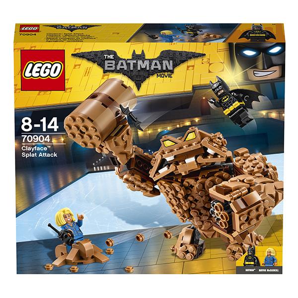Lego Batman Movie 70904 Конструктор Лего Фильм Бэтмен: Атака Глиноликого