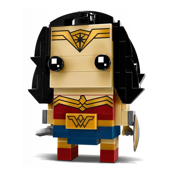 Lego BrickHeadz 41599 Конструктор Лего БрикХедз Чудо-женщина