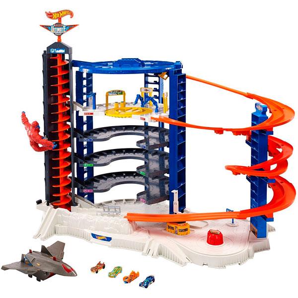 Mattel Hot Wheels FDF25 Хот Вилс Невообразимая Башня mattel ever after high dvj20 отважные принцессы холли о хэир