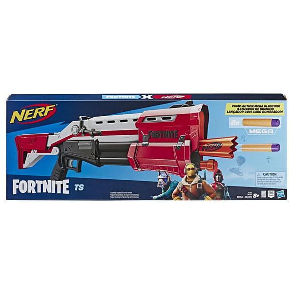 Hasbro Nerf E7065 Нерф бластер Фортнайт Дробовик