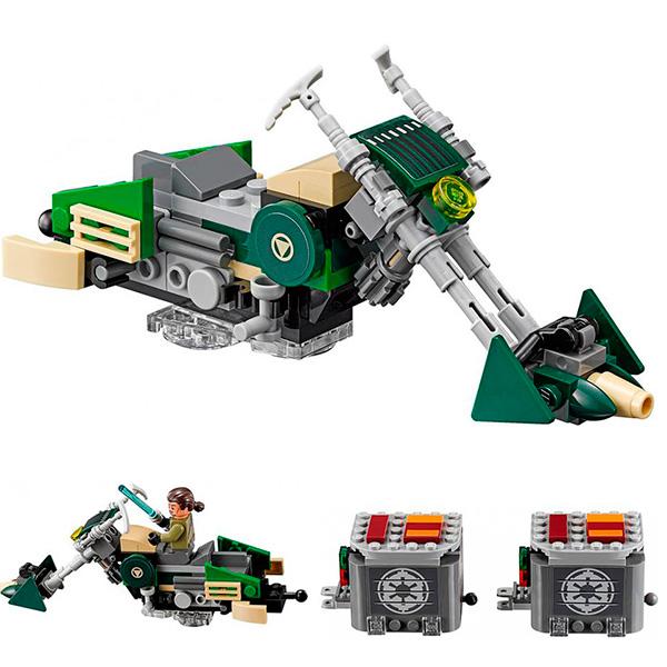 Lego Star Wars 75141 Конструктор Лего Звездные Войны Скоростной спидер Кэнана