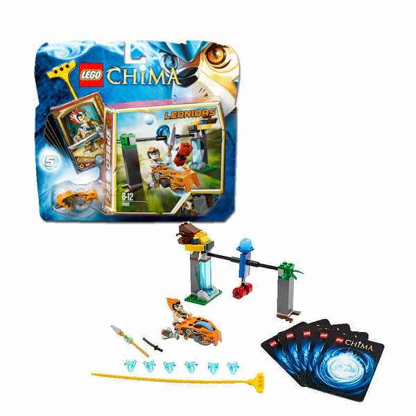 Lego Legends of Chima 70102 Конструктор Водопад Чи
