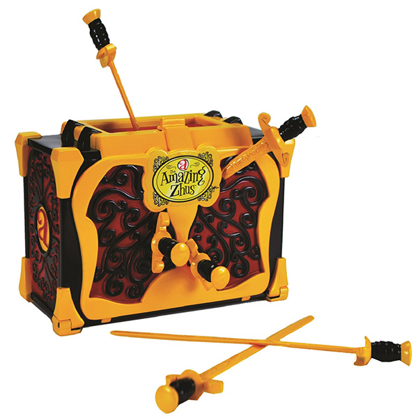 Amazing Zhus 26050 Удивительные Жу Ящик для фокуса с мечами