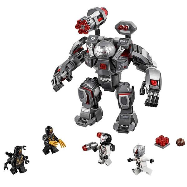 Lego Super Heroes 76124 Супер Герои Воитель