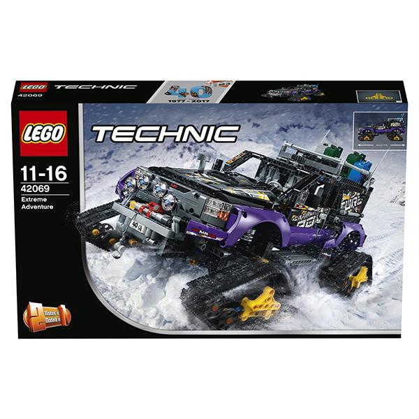 Лего Техник 42069 Экстремальные приключения