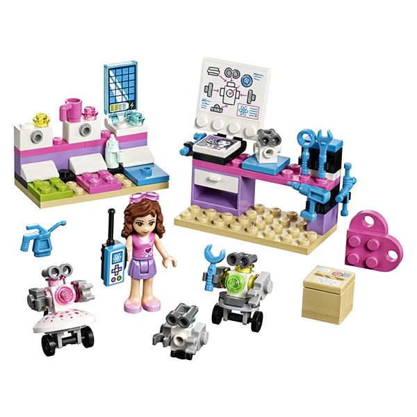 Lego Friends 41307 Лего Подружки Творческая лаборатория Оливии
