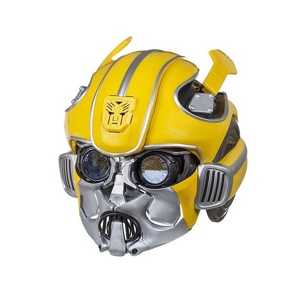 Hasbro Transformers E0704 Трансформеры Электронная маска Бамблби hasbro hasbro трансформеры dino sparkers бамблби и стрейф