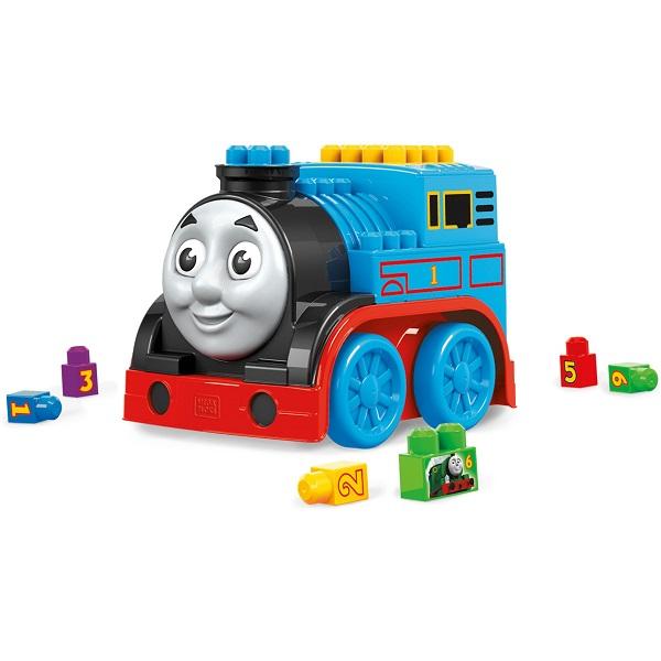 Mattel Mega Bloks FFD63 Томас и друзья: большой паровоз - конструктор mega bloks конструктор томас и друзья mega bloks dpj17