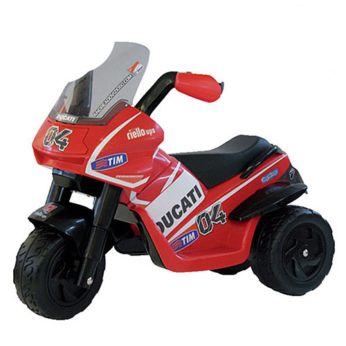 Детский электротрицикл Peg-Perego ED0918 Desmosedici