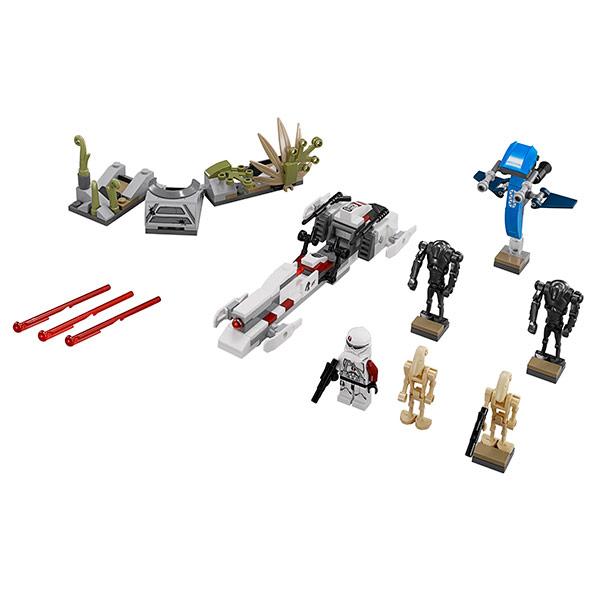Конструктор Lego Star Wars 75037 Лего Звездные войны Битва на планете Салеуками
