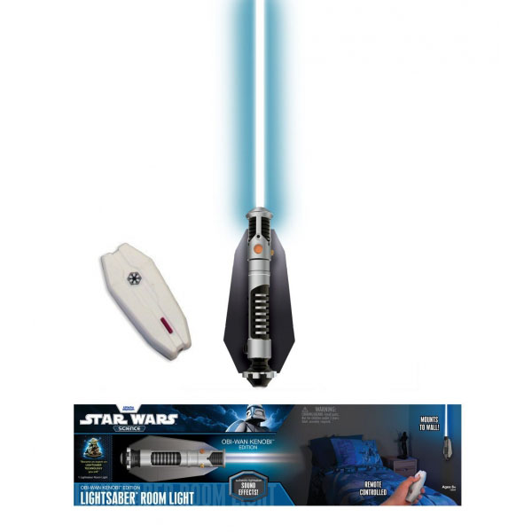 Star Wars Science 15047 Звездные Войны Световой меч-светильник Оби Ван Кеноби