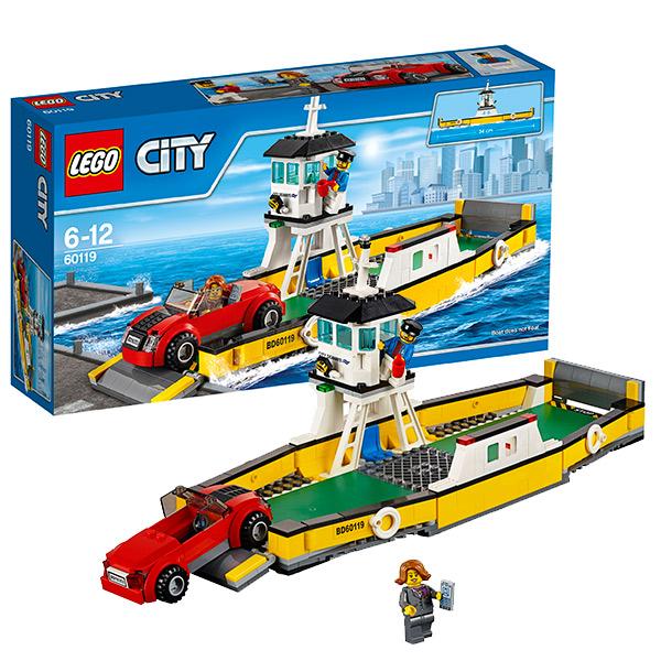 Lego City 60119 Конструктор Лего Город Паром