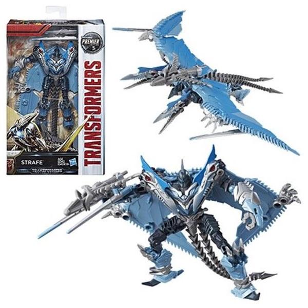 Hasbro Transformers C0887/C2963 Трансформеры 5: Делюкс Стрейф hasbro transformers c0889 c1328 трансформеры 5 последний рыцарь легион гримлок