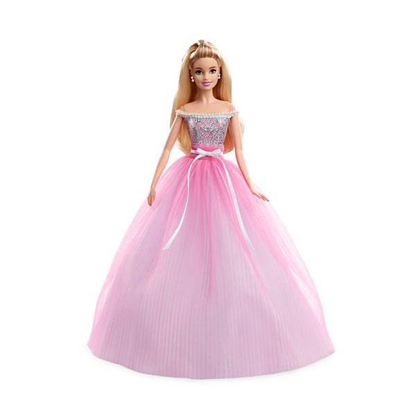 Mattel Barbie DVP49 Барби Коллекционные куклы Пожелания ко дню рождения куклы barbie барби балерина