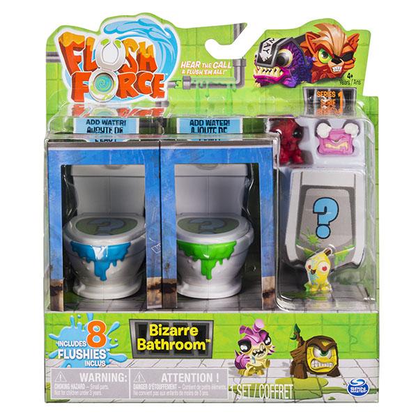 Flush Force 38802 Коллекционные фигурки 8 штук